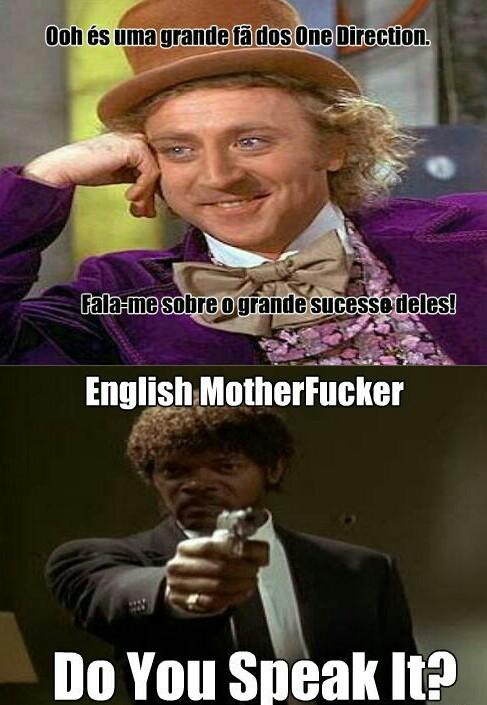 Do You Speak It Meme By Bobmarley Memedroid