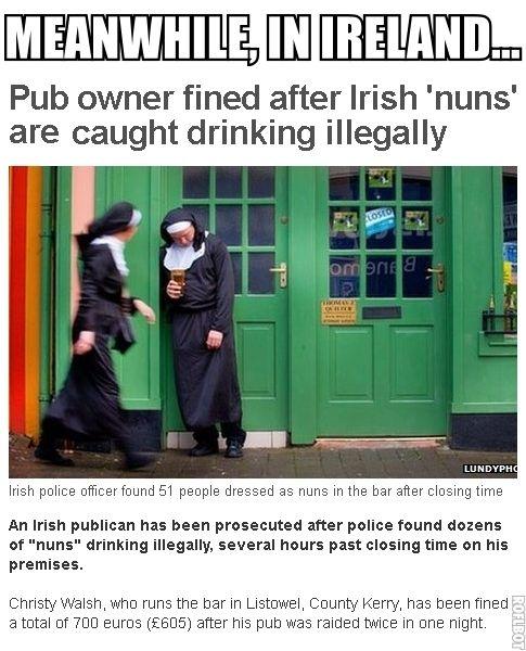 13th Poster Gets Luck Of The Irish Meme By Yrhendystu Memedroid