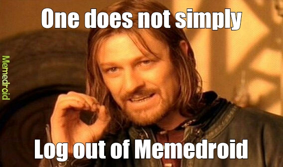 One does not simply - meme
