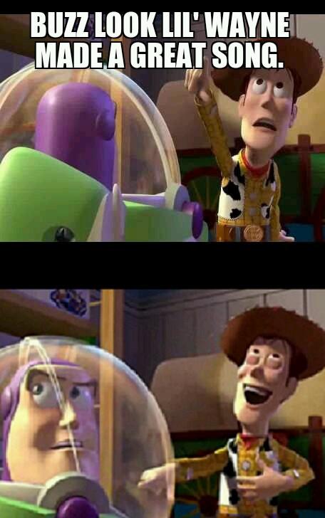 buzz look - meme