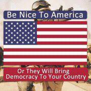 be nice.... - meme