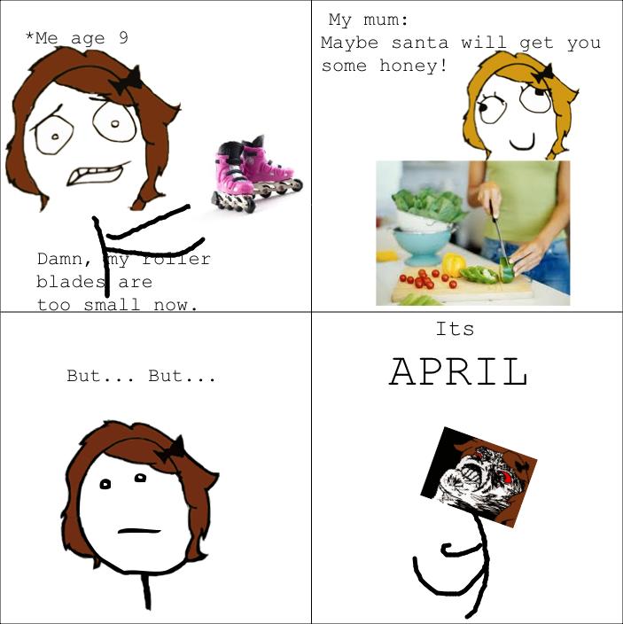 My little sister's reaction was priceless - meme