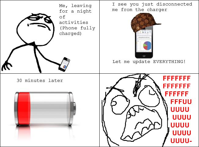 Scumbag Phone - meme