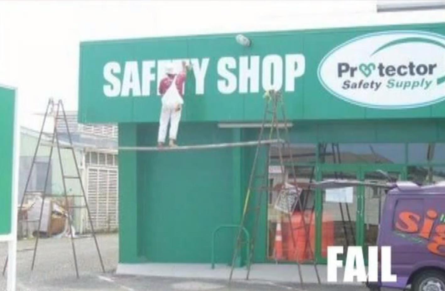 Ah, safety - meme