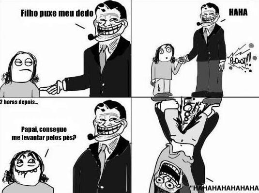 troll Jr. - meme