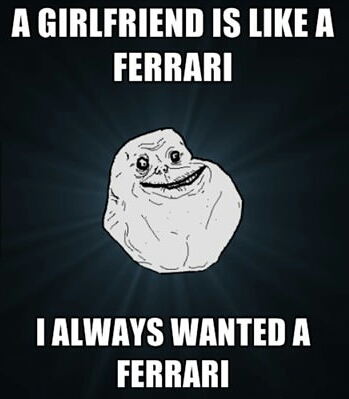 My girlfriend - meme