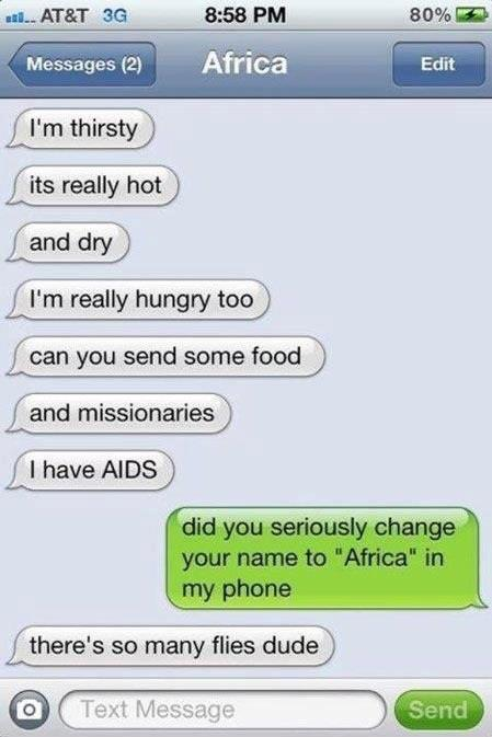 africa style - meme