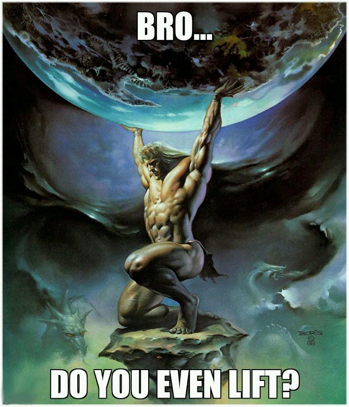 atlas - meme