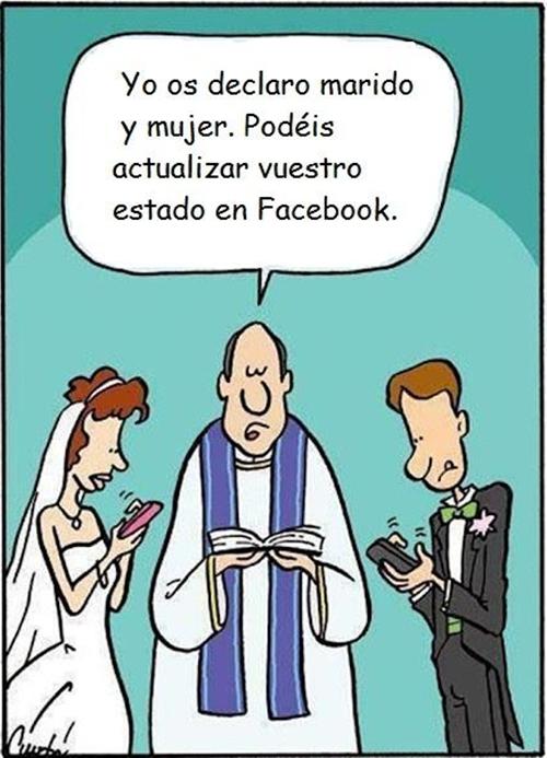 Casamiento moderno - meme