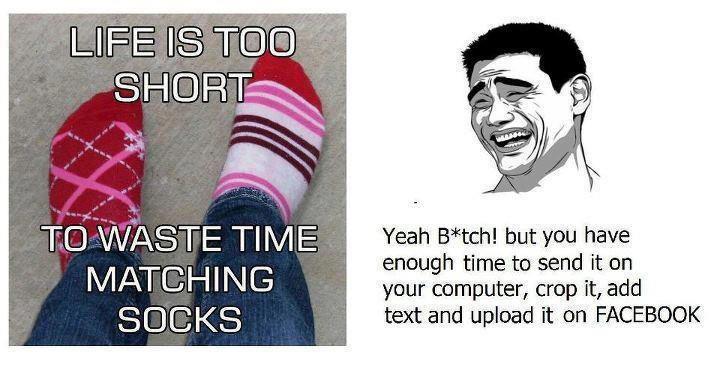 stupid people - meme