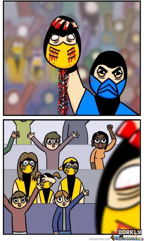 51139e475f22e scorpion family meme by xosamabinballinx ) memedroid