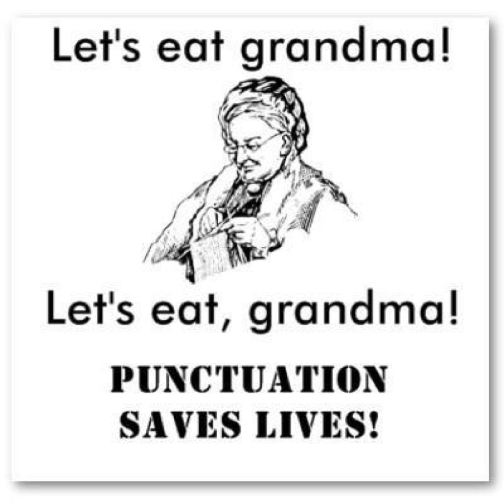 Image result for grammar is important